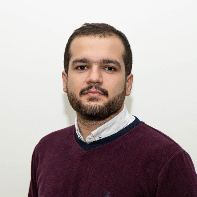 Reza Farahani, MSc